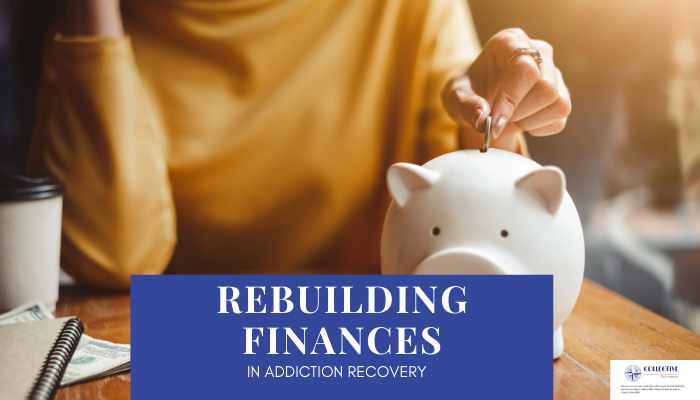 rebuilding finances