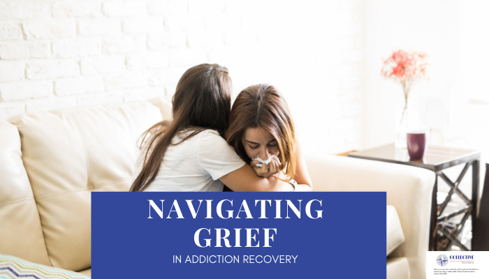 navigating grief in addiction recovery